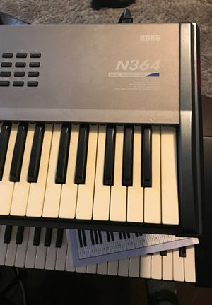 Korg N364 for sale for Sale in Bartlett, IL