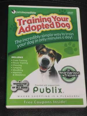 DOG TRAINING DVD WORKS FOR DOGS ALL AGES for Sale in Miami, FL