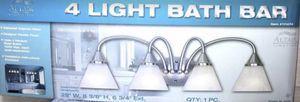 Bathroom Light Fixture for Sale in Vancouver, WA
