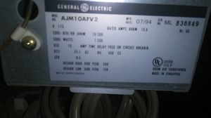 Ge airconditioner 10200 btu for Sale in Idaho Springs, CO