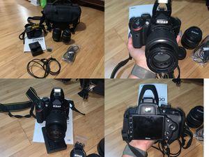 Nikon D3200 camera for Sale in Philadelphia, PA