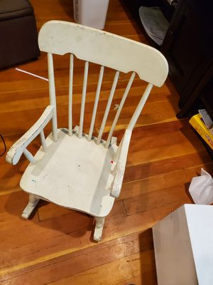 Kids small rocking chair for Sale in Aurora, CO
