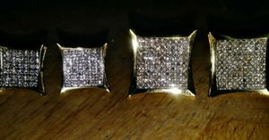Real Diamond Earrings for Sale in New York, NY
