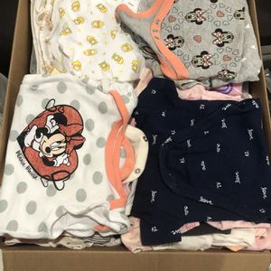 Bulk Baby Girl Clothes 50 Items for Sale in Glendale, CA