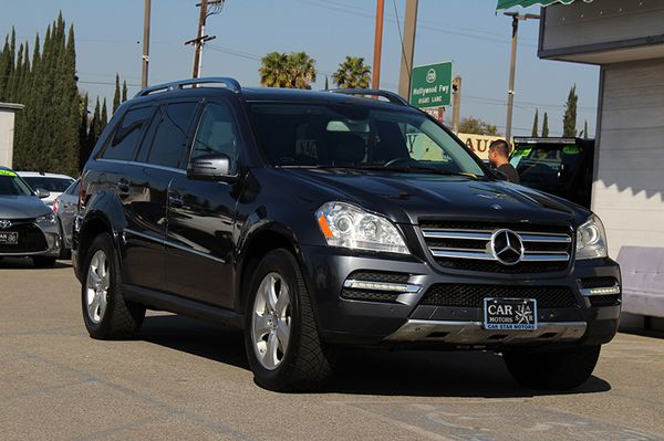 2012 MERCEDES BENZ GL450