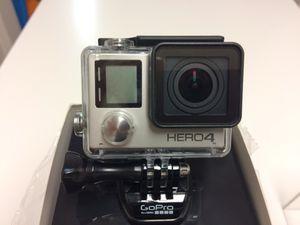 GoPro Hero 4 Silver for Sale in Seattle, WA