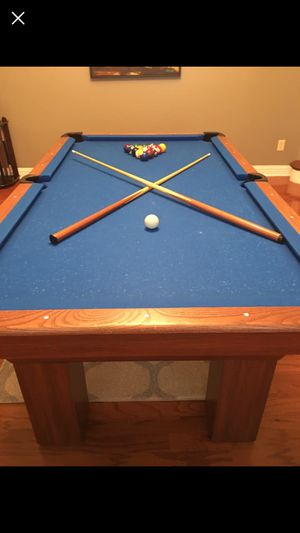 Connelly Pool Table for Sale in Montgomery, AL