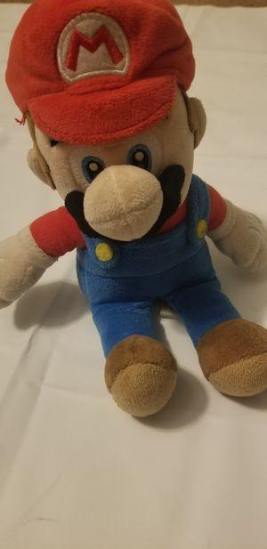 Mario bros plushies for Sale in El Mirage, AZ
