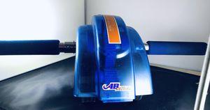 The Original AB SLIDE Abdominal Roller Exercise Workout Wheel, Vintage Exerciser. for Sale in Skokie, IL
