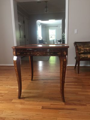 Antique game/card table for Sale in Phoenix, AZ