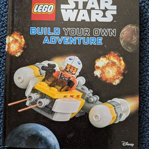 REDUCED - Hardcover Lego Star Wars Book for Sale in Combined Locks, WI