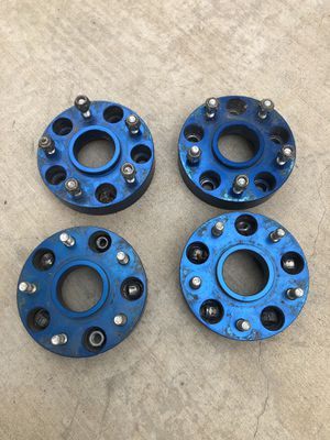 "4 x Spider Trax 1.5"" Wheel Spacers Jeep JK 5on5 for Sale in Anaheim, CA"