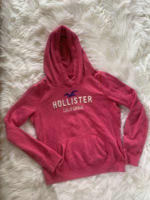 Hot Pink Hollister Hoodie for Sale in Jupiter, FL