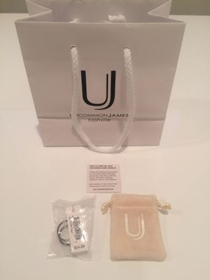 **SUPER CUTE BRAND NEW WITH TAGS NEVER WORN UNCOMMON JAMES RING for Sale in Chicago, IL