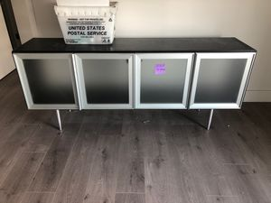 Buffet table tv stand for Sale in Long Beach, CA