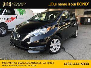 2018 Nissan Versa Note for Sale in LA, CA