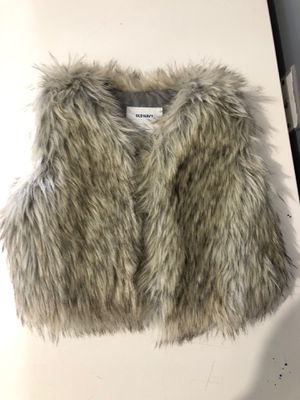 Fur vest. for Sale in Los Angeles, CA