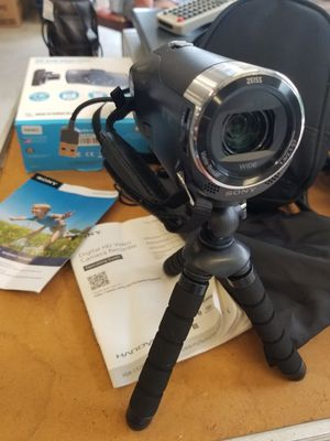 Sony handheld camcorder for Sale in North Pekin, IL