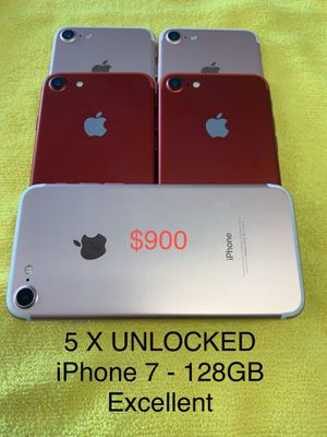 iPhone 7 32GB / 128GB Excellent 📱✅ for Sale in Daly City, CA