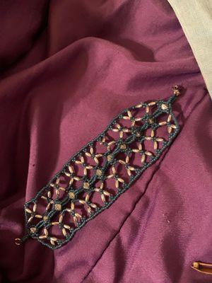 Teal handmade Bracelet for Sale in Tyler, TX