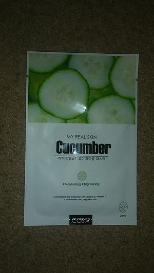 Cucumber face masks for Sale in Union City, CA