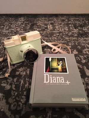Diana dreamer camera with Diana+ book for Sale in Leander, TX
