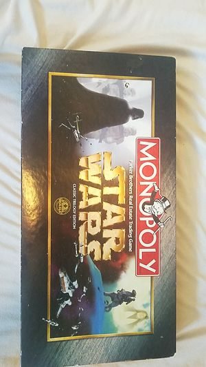 Star wars monopoly for Sale in Lakeland, FL