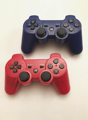 New in box 2 for $15 two pack wireless controller for PS3 Sony PlayStation 3 Game console remote controlador for Sale in Los Angeles, CA