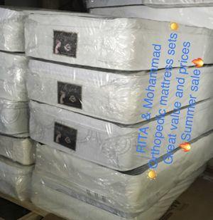 orthipedic mattress for Sale in Wheaton, IL