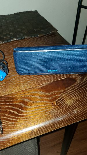 Sony SRS-XB31 bluetooth speaker for Sale in Joplin, MO