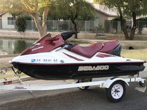 Jet ski sea doo 03 951 cc fuel injection for Sale in Phoenix, AZ