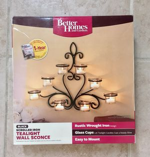 Wall Candle Holder for Sale in Las Vegas, NV