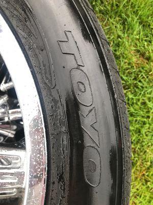 Toyo tires on DUB rims for Sale in Everett, WA