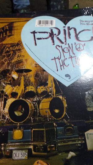 Prince 2 record vinyl for Sale in Conyers, GA