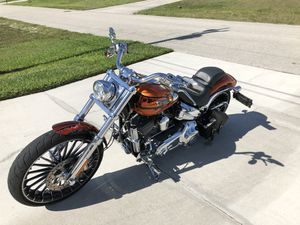 2014 Harley Davidson CVO Breakout for Sale in Cape Coral, FL