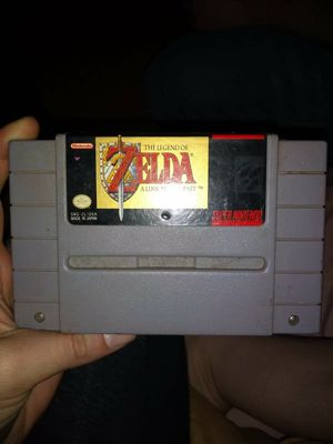 Zelda super Nintendo for Sale in Marion, OH