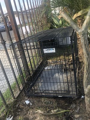 precision dog crate for Sale in Los Angeles, CA