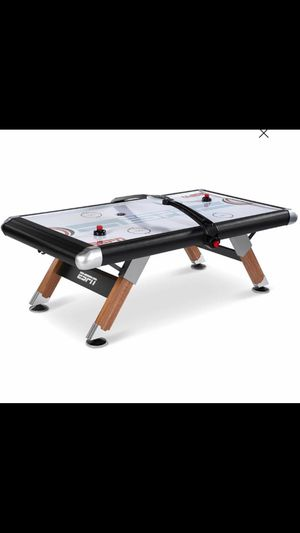 ESPN 8 Ft. Air Powered Hockey Table for Sale in Linthicum Heights, MD