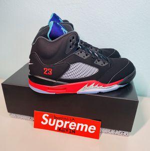 Jordan 5 Top 3 Multiple Sizes RETAIL for Sale in Hacienda Heights, CA