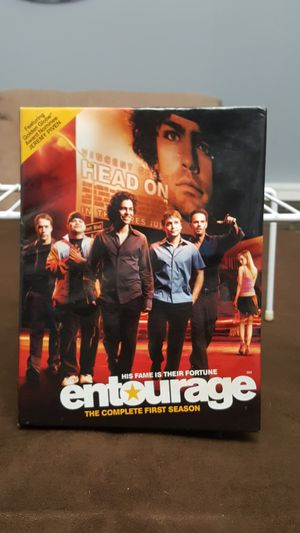 Entourage Dvd's Season One for Sale in Portland, OR