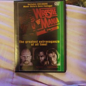 Wwf Wrestlemania X Raided Dvd for Sale in Chicago, IL