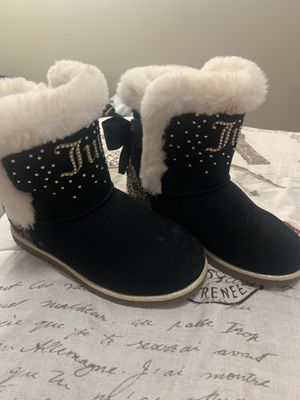 juice couture girl boots for Sale in Fontana, CA