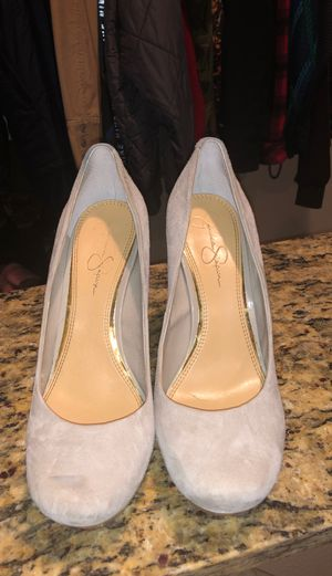 Jessica Simpson pumps heels size 9 for Sale in Tacoma, WA