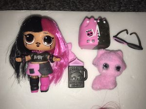 """Lol Dolls """"Metal Babe and metal claws"""" for Sale in Milwaukie, OR"""
