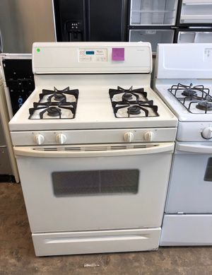 ON SALE! Whirlpool Gas Stove Oven Beige 4 Burner #729 for Sale in Croydon, PA