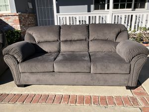 Ashley Furniture Couch and Chair for Sale in Glendora, CA