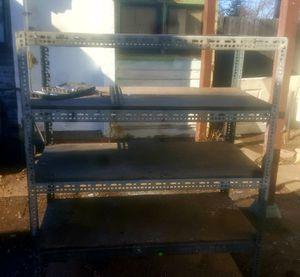 Heavy duty shelves for Sale in Spokane, WA