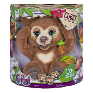 Hasbro - FurReal Friends Cubby The Curious Bear for Sale in Houston, TX