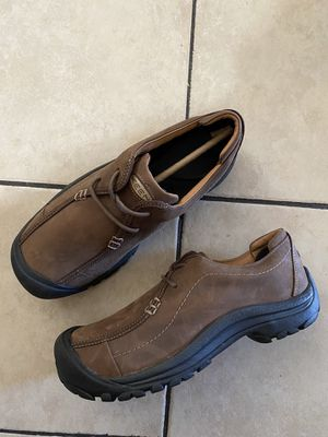 Sz 10.5 Keen moc boot leather for Sale in Irwindale, CA