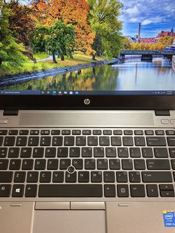 "14.1"" HP Elitebook 840 G2 Business model Laptop Intel Core i5 vPro, 12gb, SSD, Windows 10 Pro, Office for Sale in Hillsboro,  OR"